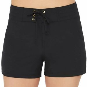La Blanca Black All Aboard Swim Shorts Cover Up